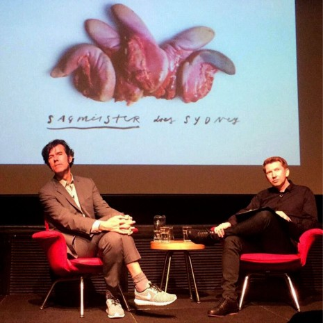 Stefan Sagmeister's national tour
