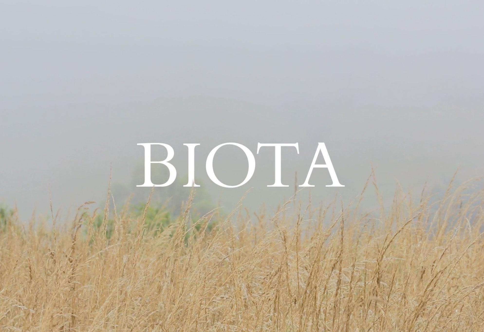 BIOTA RESTAURANT FILM