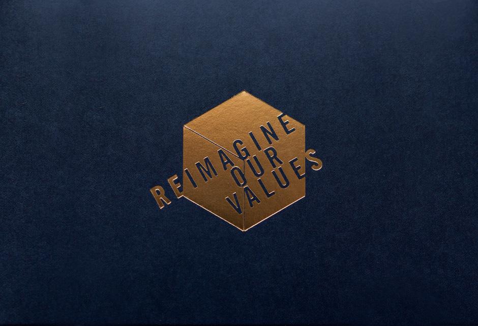 Mirvac Values logo